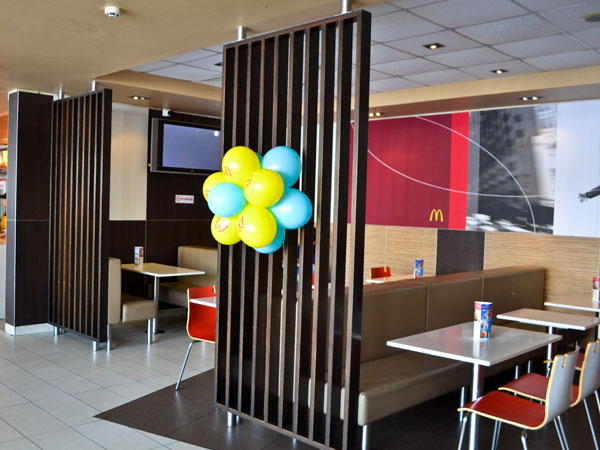 McD's ground floor
