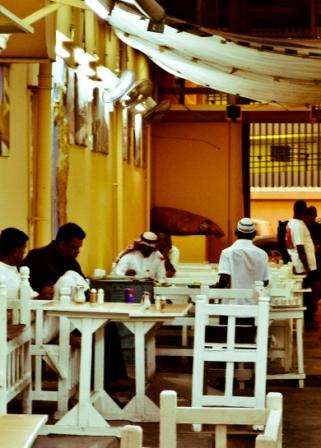 Traditional Coffee shop
