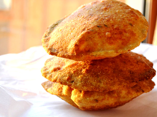 Sneak peek at the luscious Bedmi Puri ( next post)