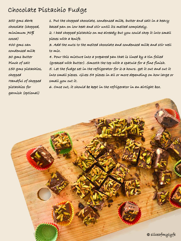 Click to see the enlarged picture of the recipe card