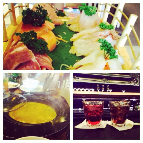 The Shabu Shabu experience at Haibao, Juhu