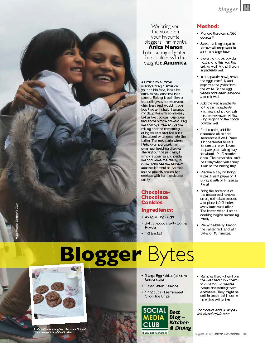 Bloggers Bytes BC August 2014