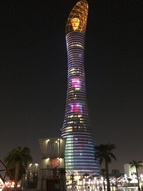 The Torch, Doha